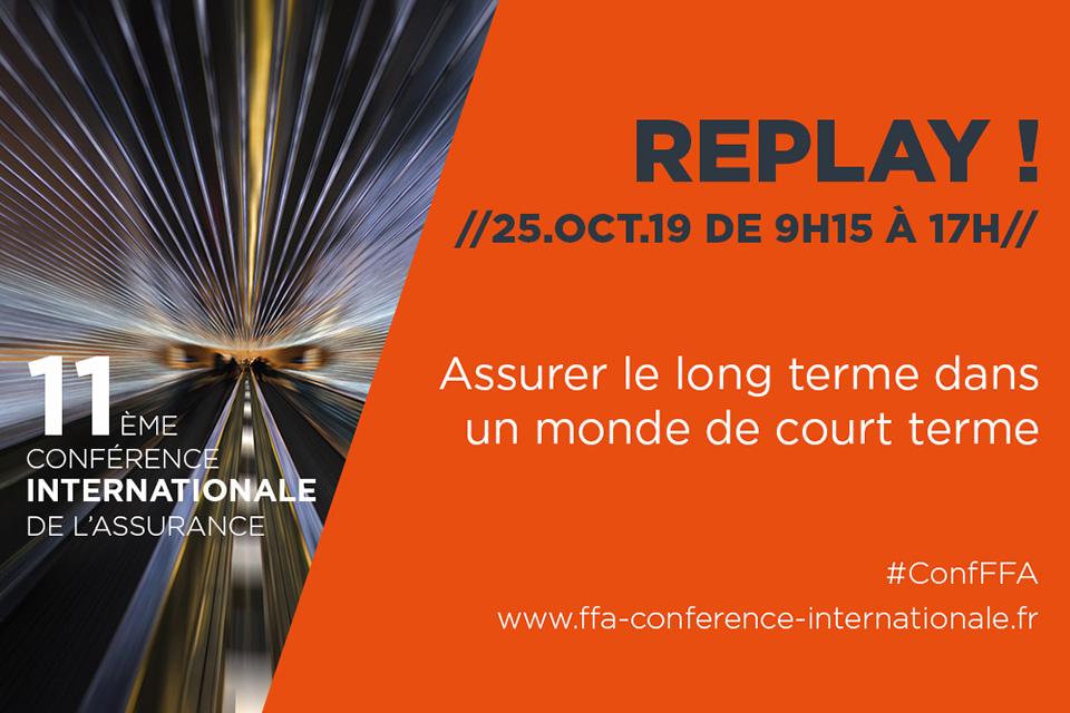 Vous avez manqué la 11ème Conférence internationale de la FFA ? Le replay est en ligne !