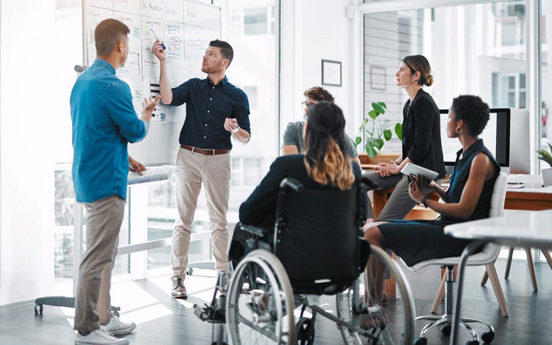 Semaine européenne pour l'emploi des personnes handicapées : les assureurs se mobilisent