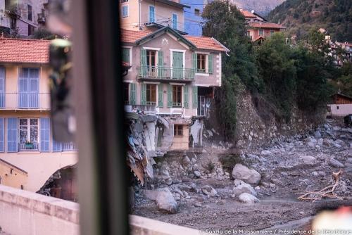 Inondations dans les Alpes-Maritimes : 14 000 sinistres estimés pour un coût évalué à 210 millions d'euros