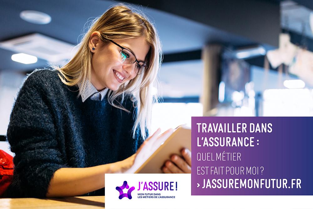 Jassuremonfutur.fr : un site pour attirer de nouveaux talents vers les métiers de l'assurance